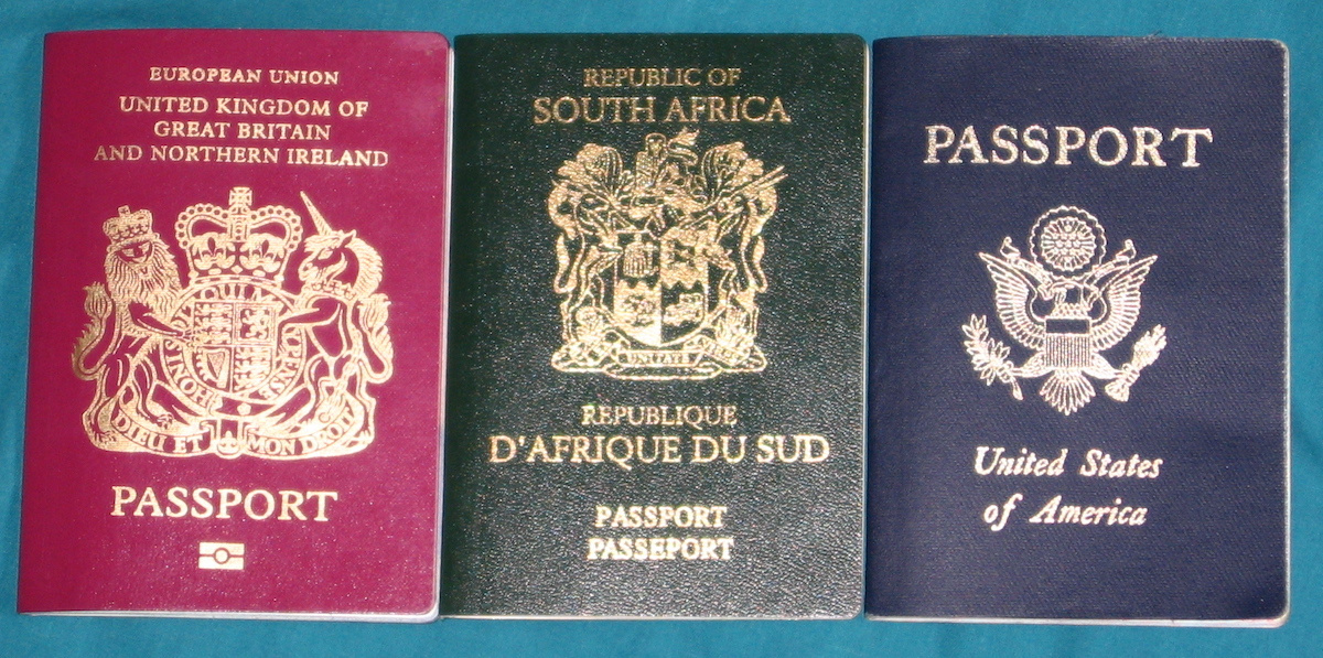 Where South Africans can travel without a visa   Sure Travel